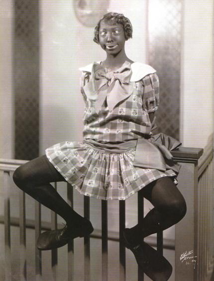 Josephine Baker Performing Josephine baker figure 4