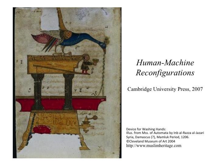 Lucy Suchman, presentation slide 3